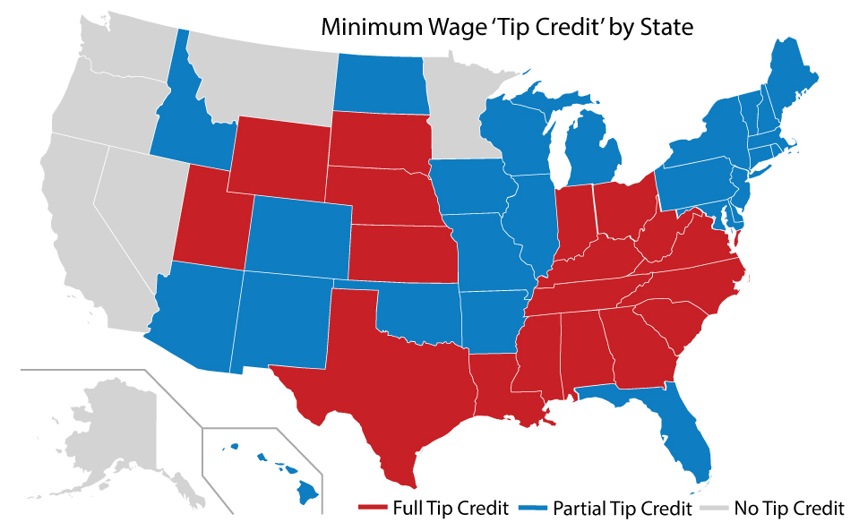 states and wages